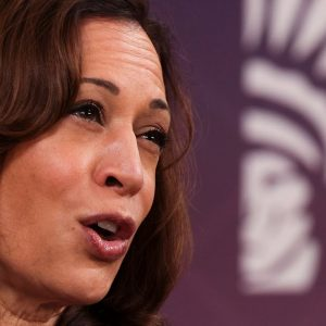 'Let Me End With A Quick Story': VP Kamala Harris Shares Anecdote About Quilt Presentation