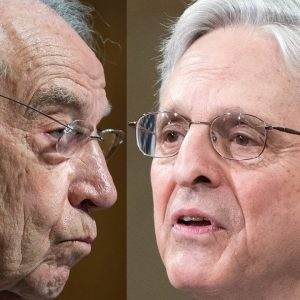 'Don't Go Crying To The FBI': Grassley Fires Back At Merrick Garland Over School Board Memo
