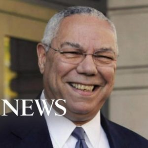 ABC NEWS LIVE: Colin Powell, 1st Black US Secretary of State, dies at 84