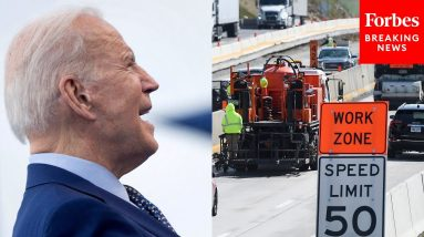 Biden Says He Will 'Call Out' Private Companies That Fail To Help Remedy Supply Chain Issues