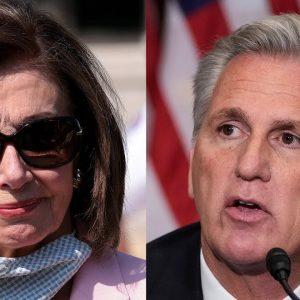 Nancy Pelosi Warns Of 'Catastrophe' If GOP Succeeds In Forcing US Default