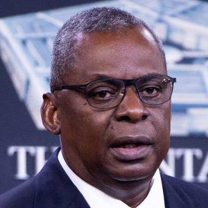 Lloyd Austin Speaks At Change Of Command Ceremony For Transportation Command