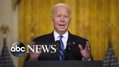 Biden meets with business leaders over bottlenecks | WNT