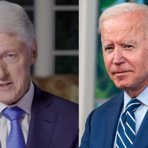 JUST IN: Biden Addresses Bill Clinton's 'Non-Covid Related Infection' That Has Him In The Hospital