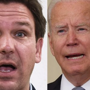 'No One Should Lose Their Jobs Because Of These Shots': DeSantis Vows To Fight Biden Vaccine Mandate