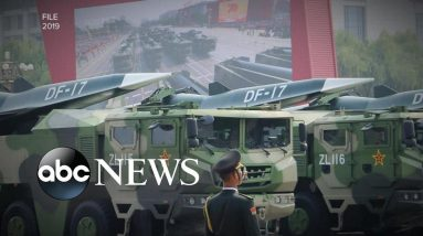 China denies reports it test-fired a hypersonic missile l WNT
