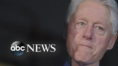 Clinton admitted to hospital with infection | WNT