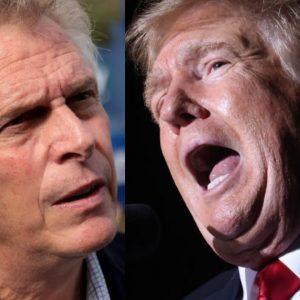 Virginia Gubernatorial Candidate McAuliffe Attacks Glenn Youngkin Over Trump Endorsement In New Ad
