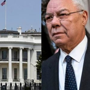 White House Responds To Colin Powell Dying From COVID-19 Breakthrough Case