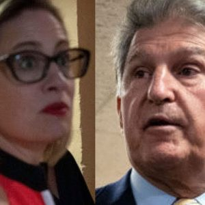 'Why Don't Manchin And Sinema Leave The Democratic Party?': Steve Forbes Urges Senators To Join GOP