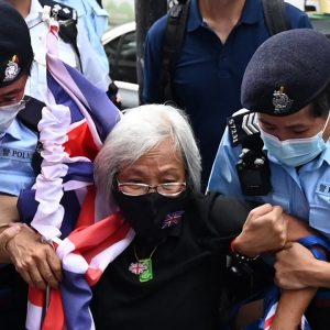 'Hong Kong Police Have Arrested American Citizens': Journalist Warns Chinese Oppression's Far Reach