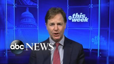 Facebook VP Nick Clegg acknowledges 'success comes responsibility'