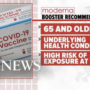 FDA set to meet, discuss Johnson & Johnson booster shots