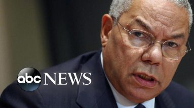 Gen. Colin Powell remembered as a trailblazer l WNT