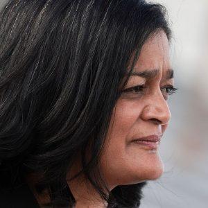 Progressive Caucus Chair Pramila Jayapal Promotes Biden's Build Back Better Act