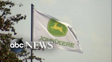 John Deere workers striking for 2nd straight day
