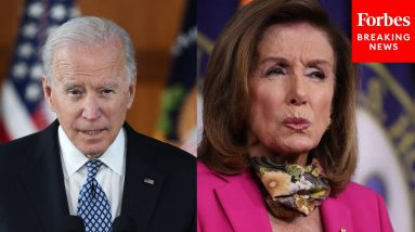 JUST IN: Cracks Form Between Biden And Pelosi On Budget