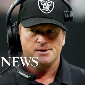 Keyshawn Johnson discusses resignation of former coach Jon Gruden