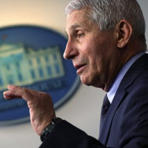 Fauci Says People Should Feel Free To 'Enjoy The Holidays' With Family This Year | Forbes
