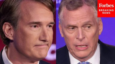 Steve Forbes: Why Glenn Youngkin Will Beat Terry McAuliffe In The Virginia Governor's Race