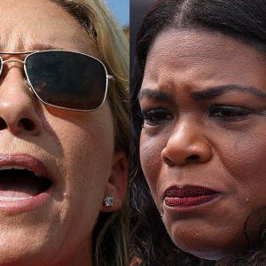 Marjorie Taylor Greene Brags About Defeating Cori Bush Proposal