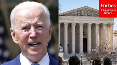 Psaki Asked: Does Biden Support Term Limits For Supreme Court?