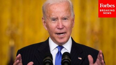 LA Mayor Praises Biden For Expanding Port Of LA To 24/7 Operation To Tackle Supply Chain Crisis