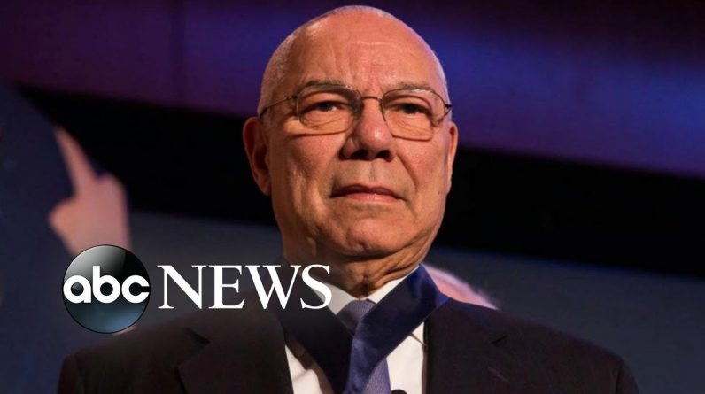 Remembering Colin Powell, former secretary of state