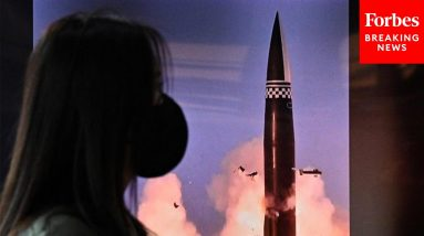 North Korea Test-Fires Another Ballistic Missile Hours After U.S. Offers To Restart Dialog