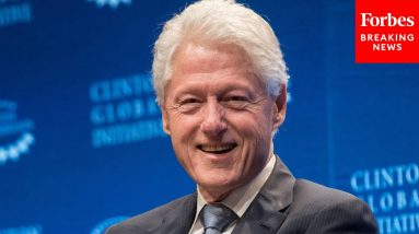 Former President Bill Clinton In Hospital Fighting 'Non-Covid-Related Infection'