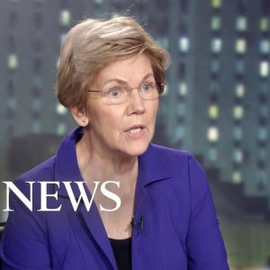 Sen. Elizabeth Warren: 'We are going to see a woman as president'