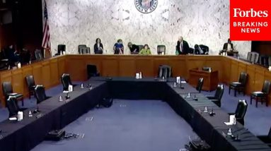 Senate Armed Services Committee Holds Hearing On Nominations