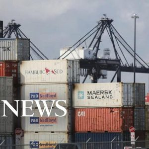 Shipping executive talks supply chain nightmare