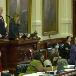 Texas Senate Passes Bill Restricting Transgender Students In Sports