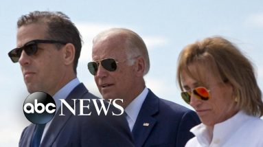 'The Bidens' examines first family's rise to power