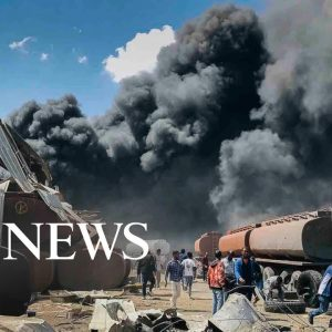 Tigray airstrike, Olympic flame handover and Haiti protests: World in Photos, Oct  20