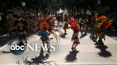 US recognizes Indigenous Peoples' Day