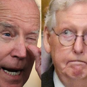 McConnell Accuses Biden Of 'Trying To Exploit The Economic Anxiety' Democrats Created