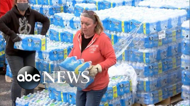 Water crisis in Benton Harbor, Michigan l WNT